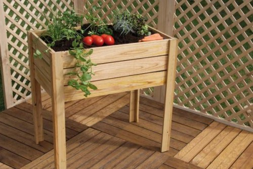 un potager sur mon balcon nerds. Black Bedroom Furniture Sets. Home Design Ideas