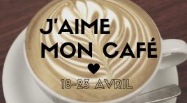 Le 23 avril, j'aime mon café!