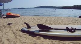 Les meilleurs endroits pour faire du stand-up paddle au Québec