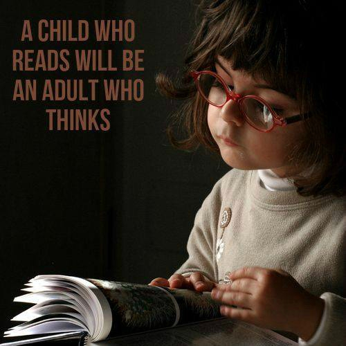 A child who read