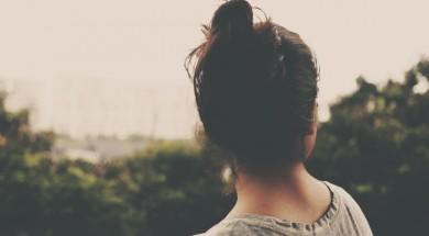 Pause d'amour - Femme
