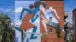Quand les murales du Quartier Latin se racontent