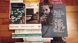 Le 12 août, j'achète un livre québécois. Et toi?