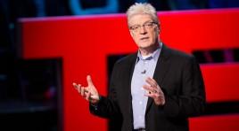 Notre TED de la semaine : Est-ce que l'école tue la créativité ?