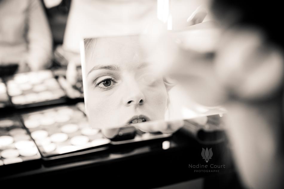 Je ne te dirai pas que t 39 es belle nerds for Reflet dans le miroir