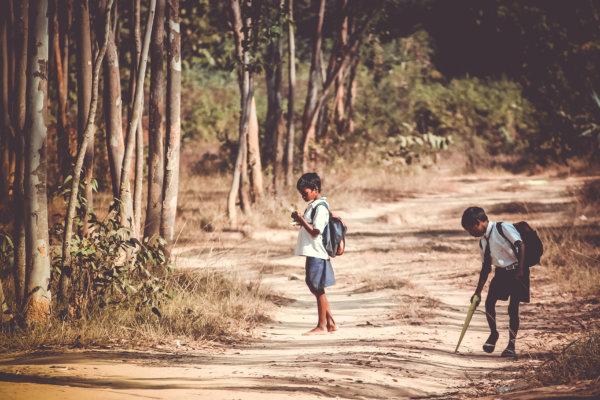 Enfants-amérique-humanitaire