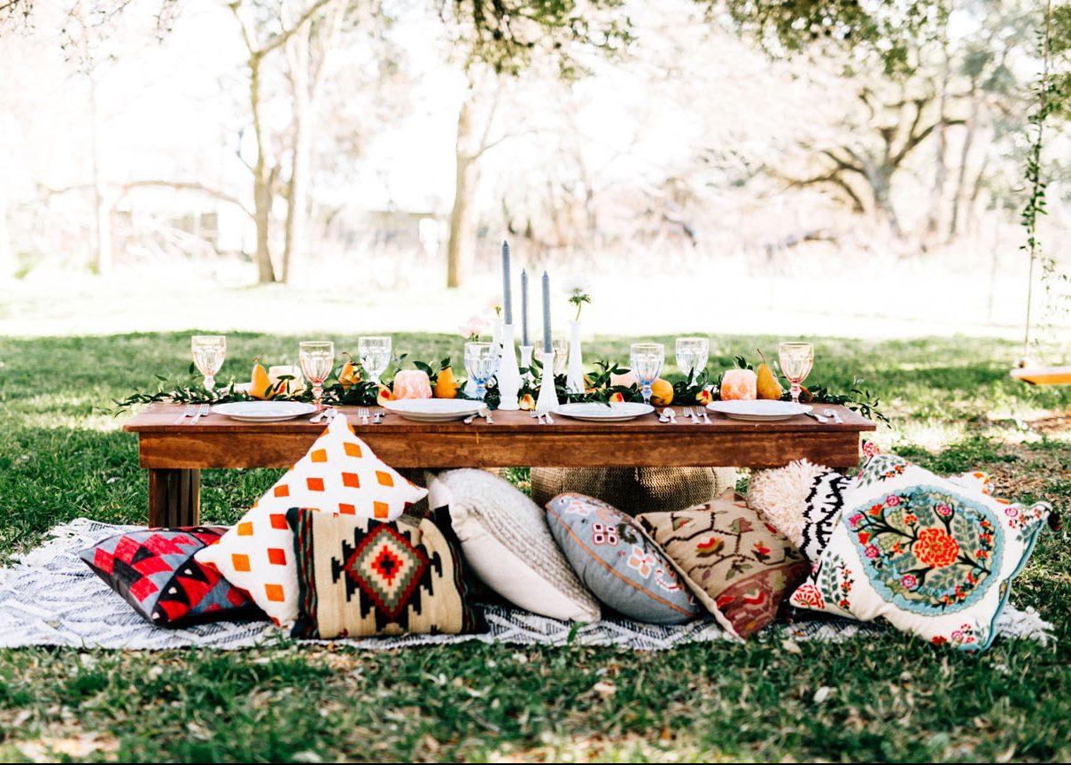 les indispensables pour organiser un garden party m morable nerds. Black Bedroom Furniture Sets. Home Design Ideas