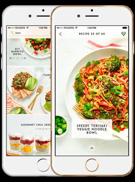 5 applications pratiques pour le foodie en