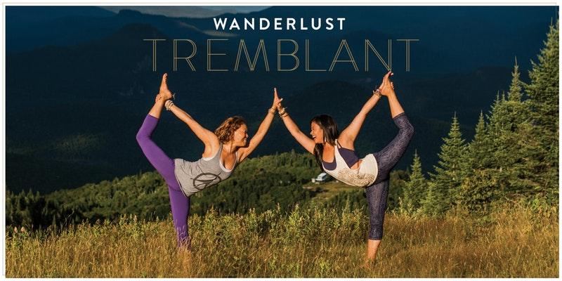 Wanderlust Tremblant yogi nature
