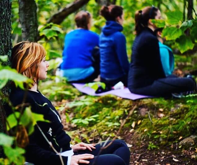 Wanderlust Yoga Méditation Rivkah Rachel